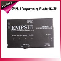 automotive dealers - 2015 Best Quality EMPSIII Programming Plus with Dealer Level for Isuzu Version With Year Warranty