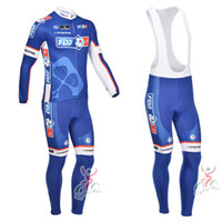 Wholesale 2013 Winter Thermal Cycling Clothing Long Sleeve Cycling Jersey Bike Jersey Ropa Ciclismo Cycling Tight Kit Size S XL F38