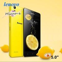 Wholesale Lenovo K3 Quad Core MSM8916 Smart Phone Cell Phone quot G RAM GB ROM MP Camera mAh Android G LTE