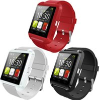 Wholesale Genuine guarantee Bluetooth Smartwatch U8 Watch Smart Watches not refurbished machines For iPhone Samsung Android Phone Smartphones