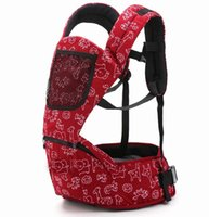 Wholesale Hot Selling most popular baby carrier Top baby Sling Toddler wrap Rider baby backpack high grade Activity Gear suspenders