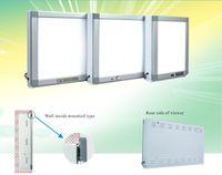 Wholesale Medical X ray illuminator double union MST P cm thickness switch on off x ray film viewer box x ray negatoscope