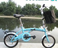 bmx bike - GOGO inch BMX BIKE bicycle gunners folding bikes walking car students