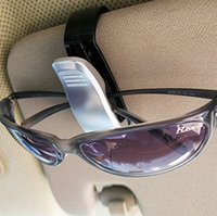 Cheap Car Vehicle Auto Sun Visor Sunglasses Eye Glasses Card Pen Holder Clip