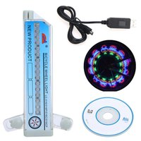 Wholesale Bicycle Accessories Programmable Colorful Bicycle Bike Cycling Wheel Spoke Light LED pattern H9858