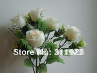 artificial flowr - flower bush wedding flower artificial flowr bush with high quality free and fast shipping