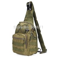 Wholesale Tinyinthebox TM Men Outdoor Sport Bag Tactical Bag Crossbody Sling Shoulder Nylon Chest Bag