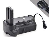 Wholesale BP D3100 Multi Power Battery Pack Grip For Nikon D3100 D3200 Camera MB D11 EN EL14