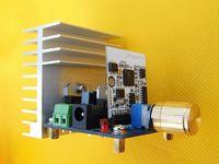 Wholesale TDA7377 Stereo Audio power amplifier with KRC B Bluetooth module Car amplifier module