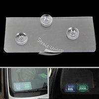 annual vehicle inspection - New Car Vehicle Annual Inspection Card Frame Suction Cup Cover