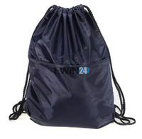 beautiful beach bags - Sports DrawString Bag For Travel Beach Shoe clothing Headgear Waterproof Lightweight Simple Beautiful CM