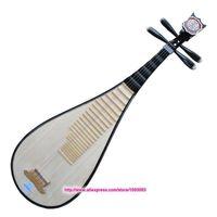 Wholesale Adult Standard Pipa Mahogany Hardwood Lute Folk Instrument Beginner Practice Genuine Professional Performance