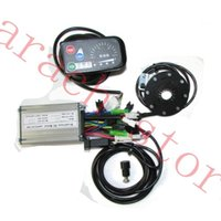 electric motors - 36V LED display controller with hall sensor electric bike kit electric bicycle motor