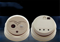 Wholesale Infrared induction door bell owl shaped automatic doorbell in welcome alarm kinds of optional voice