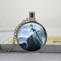 Pendant Necklaces horse jewelry - WHITE HORSE Jewelry White Horse Necklace Christmas Pendant Horse Jewelry New Year Necklace P