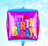 Wholesale New arrive Lovely balloon Birthday party Printed cartoon balloons Foil balloons