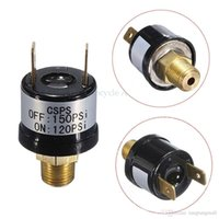 Wholesale 12V A Trumpet Horn Compressor Air Compressor Pressure Control Switch Valve Heavy Duty PSI A5