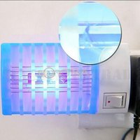 Wholesale LED Socket Electric Mosquito Fly Bug Insect Trap Night Lamp Killer Zapper US plug