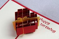boxed greeting cards - christmas special gift d greeting cards blank card postcard handmade boxed new years greeting cards