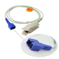 Wholesale Adult Finger Clip Spo2 Sensor Compatible Nellcor DS A pins On sale