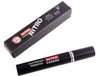 1440pcs natural mascara - nitro canada waterproof with fiber lengthening liquid mascara d fiber mascara cruling mascara very natural MJ made in P R C