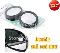 Wholesale Freeshiping good quality Car Backing up small round Reverse auxiliary lens
