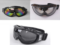 Wholesale Off Road Cycling Goggle Nose protection Motorcycle Glasses FOR Scooter Dirt Bike Quad ATV MX Racing Helmet