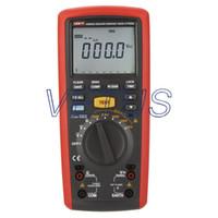 Wholesale Digital Handheld True RMS Megger Insulation Resistance Meter UT505A UT A with Test Voltage V V V V V A