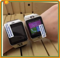 android tips - 20 dhl free touch screen GV19 inch NFC bluetooth phone calling watch smart watches with sms tips FM calendar pedometer stopwatch