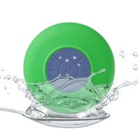 Wholesale Waterproof Wireless Bluetooth Speaker Dustproof Mini Speakers Handfree Sucker Colorful BTS HOT Good Quality