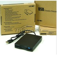 Wholesale New inch USB Floppy Disk Drive to USB emulator Simulation for Musical