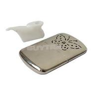 Wholesale 2014 Brand Aluminum Portable Handy Pocket HandWarmer New Fashion Small Ultralight hand warmer