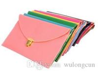 El bolso de mano del hombro del bolso de señora Handbag Tote del monedero de la cadena del embrague del sobre de 2015 mujeres calientes de la venta libera el envío
