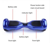 Wholesale Smart self balancing electric scooter hover board Fault diagnosis and Repair