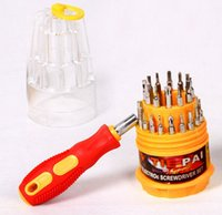Wholesale New Arrivals in Precision Magnetic Mini Screwdriver Repair Kit Torx Tools For Cell phones Computer PC electrical appliance C38