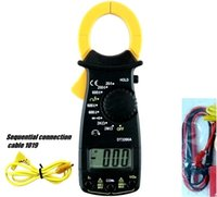 Wholesale Digital clamp meter can measure DT3266A Firewire phase sequence
