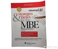 Wholesale new MBE strategy and tactics fifth edition Emanuel comments fifth edition is very interesting and very nice