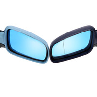 Wholesale 1pair High Quality Exterior Electric Wing Right Hand RH Side Auto Car Door Mirror for VW Bora Golf Mk4