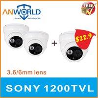 Cheap HD sony cctv camera Best 1200TV cctv camera