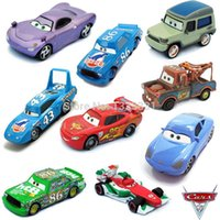 Wholesale Original brand CARS2 die cast Toys Alloy racing Cars Model kids toy per cm per piece for pixarcars