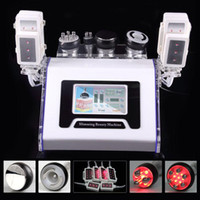 Wholesale 2015 best price cavitation lipolaser machine vacuum rf system zerona lipo laser slimming machine for reduce fat