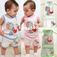 Cute Clothes On Sale set boys clothes Hot sale