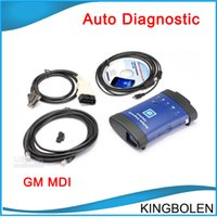 scanner - 2015 New arrival Professional GM Diagnostic tool GM MDI scanner High Quality DHL