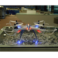 big model plane - 2 G CH RC Quadcopter Plane X6 RC Helicopter Romote Control With MP Camera