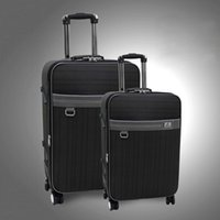 Wholesale New Rolling Luggage Ultra Light Portable Travel Suitcase Trolley Luggage Spinner Wheels Men Women Trolley Travel Bags JO0015 Salebags