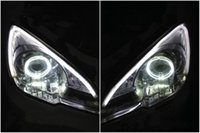 Wholesale 2014 hottest cm pieces dual color DRL Daytime Running Light car accessories made in china