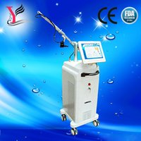 Wholesale Fractional co2 laser beauty equipment co2 fractional laser for skin tightening and whitening co2 laser scar removal