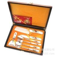 Wholesale Ceramic Knife Set zirconia ceramic knife Qi Jiantao