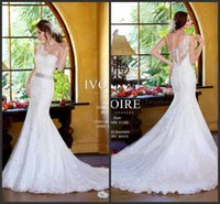 alibaba - Designer Inspired Latest Dress Alibaba Appliques One Strap Design Wedding Dress DW352