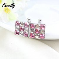 best shirt for suit - Luxury Crystal Best Man Suit Cufflinks for Wedding French Shirt Suit Cuff Links Man Jewelry in Bulk